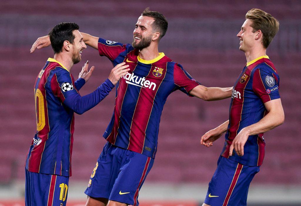 VIDEO) Pjanić i Messi izvodili slobodnjake | BH Lopta